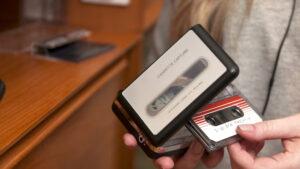 Nur weg mit dem Smartphone Digital Detox Walkman
