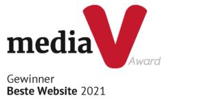 media V-Award - Beste Website